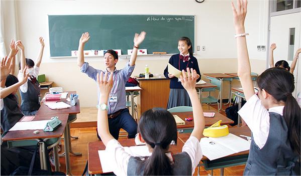 校内英語研修