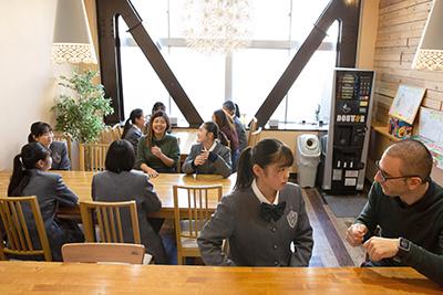 イングリッシュ・カフェ(ドンボスコ・カフェ)