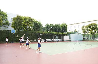 テニスコート(軟式)
